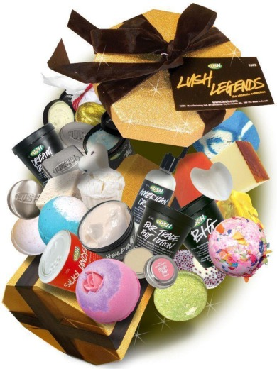 Lush coupons canada