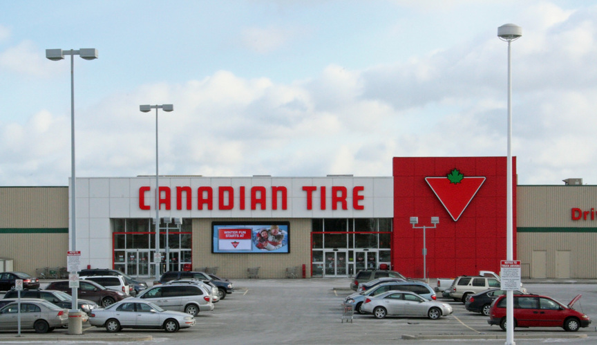 canadian tire credit card
