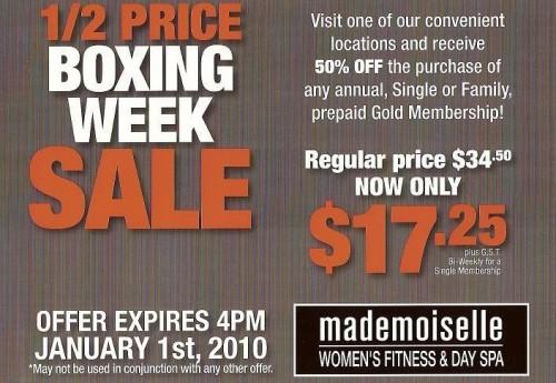 fitness flyer price