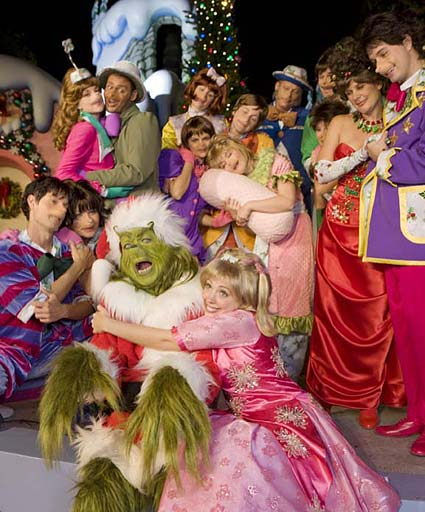 The Grinch Who Stole Christmas Movie Whoville Bahumbug! The Grinch W...