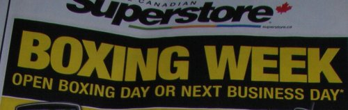 The Real Canadian Superstore RCSS Boxing day Flyer