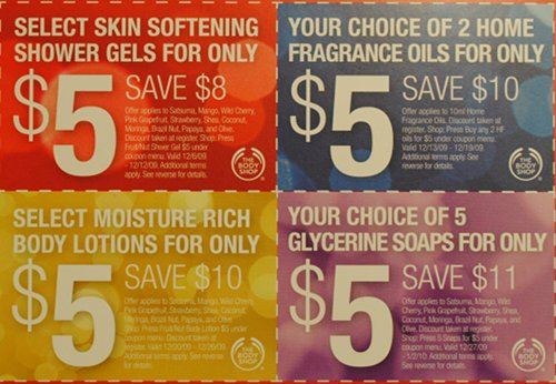 The Body Shop Canada coupons are the natural way to save money on natural cosmetics for yourself and your family. The Canadian branch of The Body Shop's global brand offers cruelty-free, botanical and fair trade products from around the world that help you feel good about looking your best.