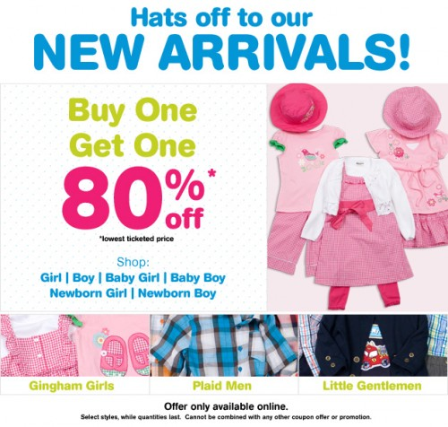 Canadian Deal: Please Mum Buy One Get One 80% off NEW ...