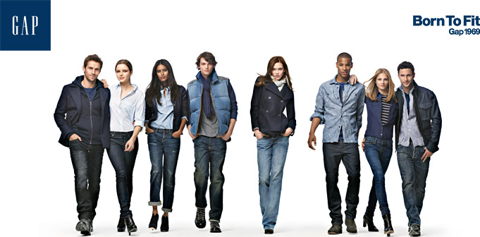 Today Only 40% off Entire Store at The Gap Canada ...