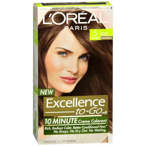 Loreal Excellence Coupons Printable Eating Out Deals In: Save $4 On Loreal Excellence To Go Haircolour With Coupon