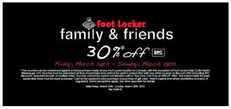 Foot locker printable coupons black friday