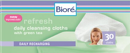 Biore Canada Daily Cleansing Cloths