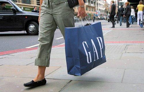 GAP Canada stores