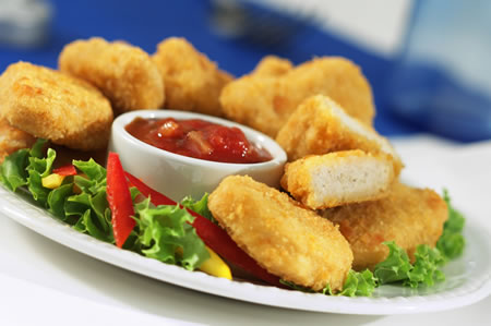 Pub Style Chicken Nuggets
