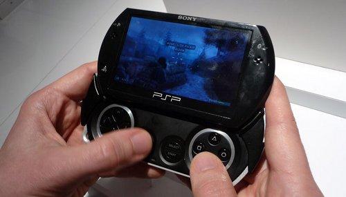 PSP GO Canada