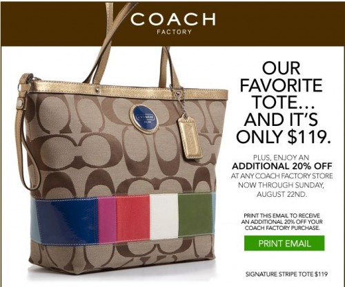Save up to 30% with 10 Coach Canada coupons, promo codes or sales for November Today's top discount: Black Friday Sale! Up To 50% Off + Free Shipping On Orders $+.