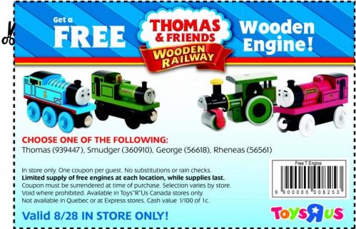 Motor trade freebies