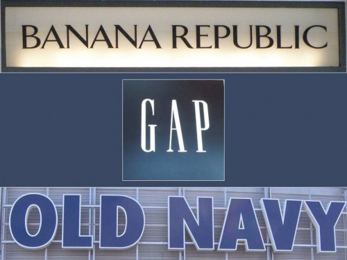 gap inc in 2010 Days after unveiling a new logo for its gap stores, gap inc has bowed to overwhelming negative comments online and brought back the previous logo.