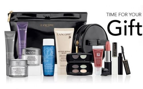 Sears Lancome Canada Gift With Purchase When You Spend $34 Or More ...