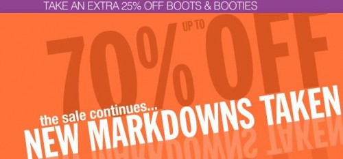 Online discount coupons for nine west