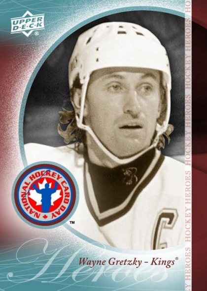 Canadian Freebies Pack Of Nhl Cards By Upper Deck National Hockey