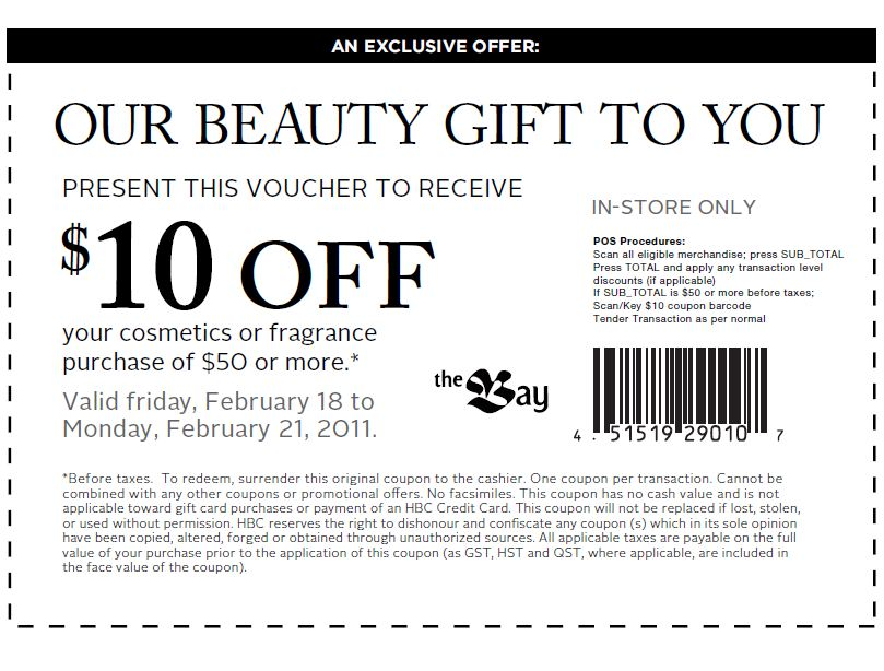 Coupons beauty bay
