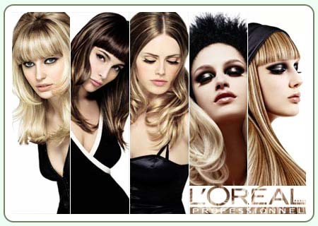 hair color by loreal