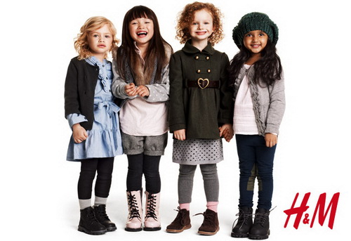 H&M Canada: 20% Off Kids Purchase *Printable Coupon* | Canadian ...