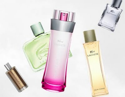 free samples of perfume or