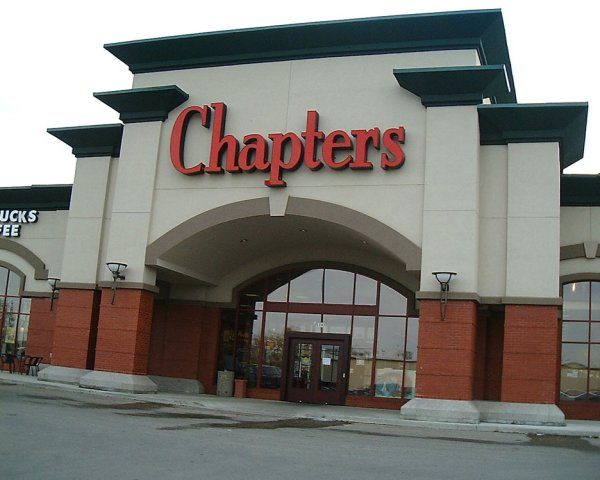 chapters Canada