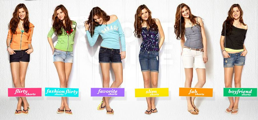 About Garage Clothing Canada. As the number one brand for teenage girls, Garage offers a range of cool, casual styles for today's fashion lovers.
