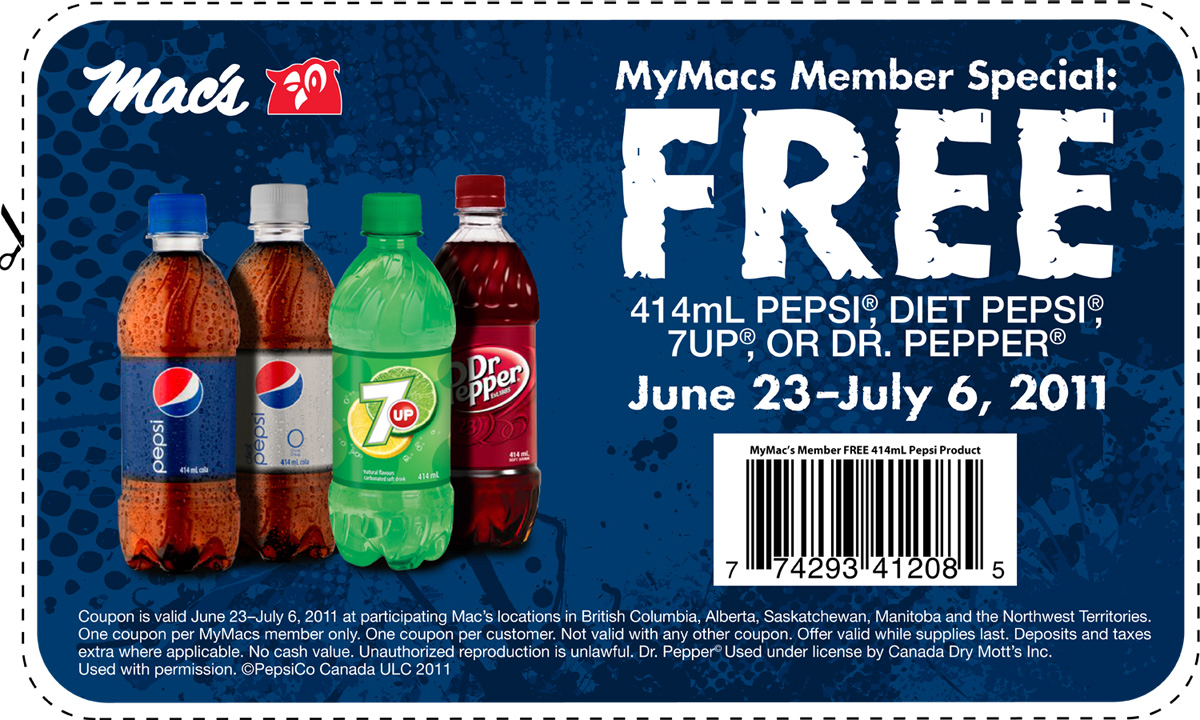 Diet dr pepper coupons