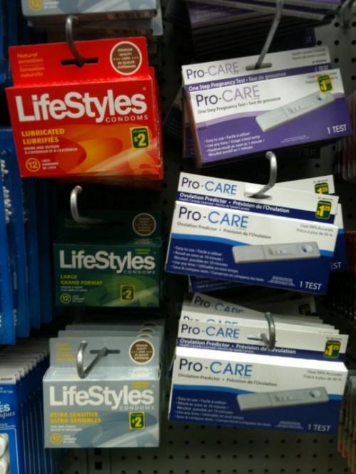 99 cent store condoms