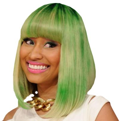 New Faces Of MAC Cosmetics: Nicki Minaj and Ricki Martin ...