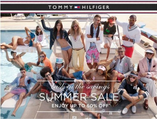 photograph relating to Tommy Hilfiger Printable Coupon identified as Tommy Hilfiger Canada: Acquire Excess Preserve Excess Totally free Printable
