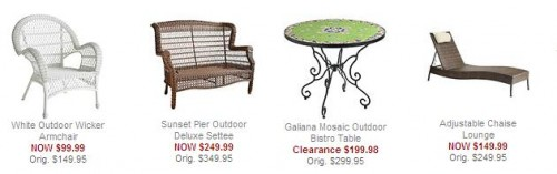 This Weekend Pier 1 Imports Stores Across Canada Are Having A Huge Outdoor  Furniture Sale With Some Items Up To 50% Off. There Are Tons Of Selections  With ... Part 62