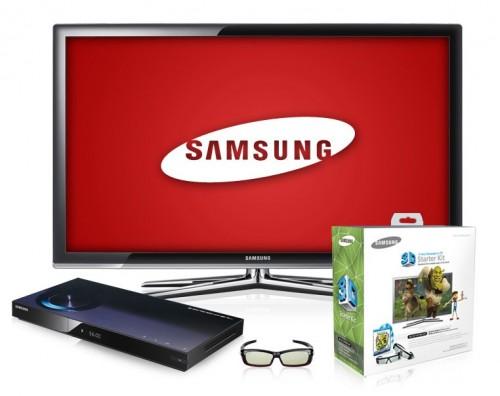 """Samsung 46C7000 46"""" LED On Display TV"""