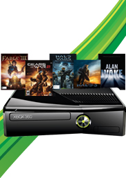 GameStop XBox 360 Bundle Exclusively For Canadians