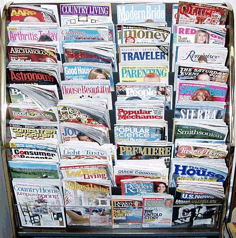 Subscribers: If the Post Office alerts us that your magazine is undeliverable, we have no further obligation unless we receive a corrected address within one year. All orders subject to approval. By ordering, you agree not to resell any subscriptions purchased from this site.