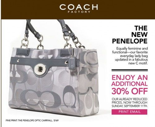 Coach is known in Canada for their luxury leather bags, wallets and even clothing. Shop online for your next style, or even create a custom luxury bag for the perfect, unique style.