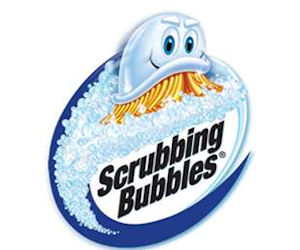 scrubbing