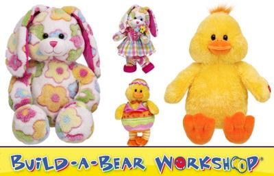build-a-bear-easter-bunny