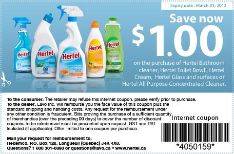 Hertel Cleaner