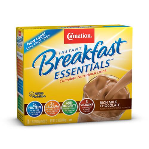 nestle breakfast essentials coupons