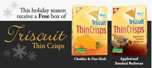 Triscuit Canadian Freebies Coupons Deals Bargains