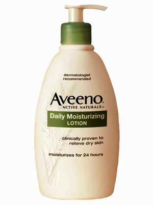 Aveeno unscented lotion