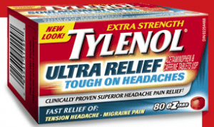 photograph regarding Tylenol Printable Coupon named Livingwell.ca: $3 Off Tylenol Extremely Aid *printable coupon