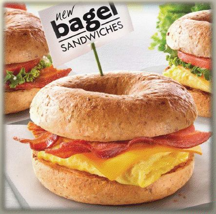 Bagels And Coffee Carte