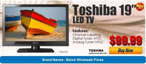 Toshiba discount coupons