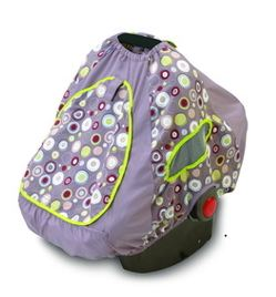 Wellca Canadian Daily Deal Baby Car Seat Cover