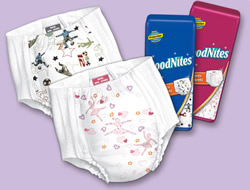 Goodnites Canada: Get A Free Sample Of Goodnites Diapers ...