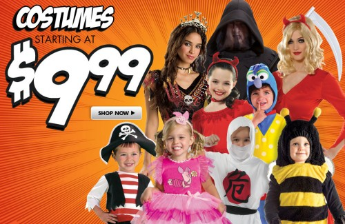 Party City Canada: Save 20% on Your Entire Purchase In Store or