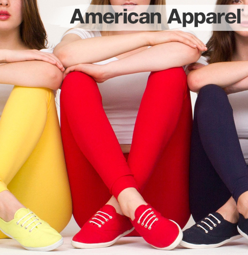 Online american apparel coupons