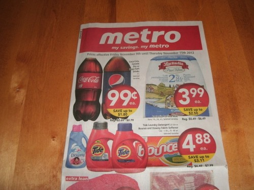 Canadian Deals: Metro Ontario Week Night $ Meal Deals March 18th, supermommy Canadian Deals & Coupons Metros in Ontario with a 'Fresh 2 Go' section are running a different $ meal deal every night of the week from pm.