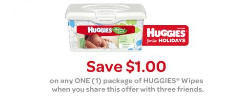 Huggies coupons canada